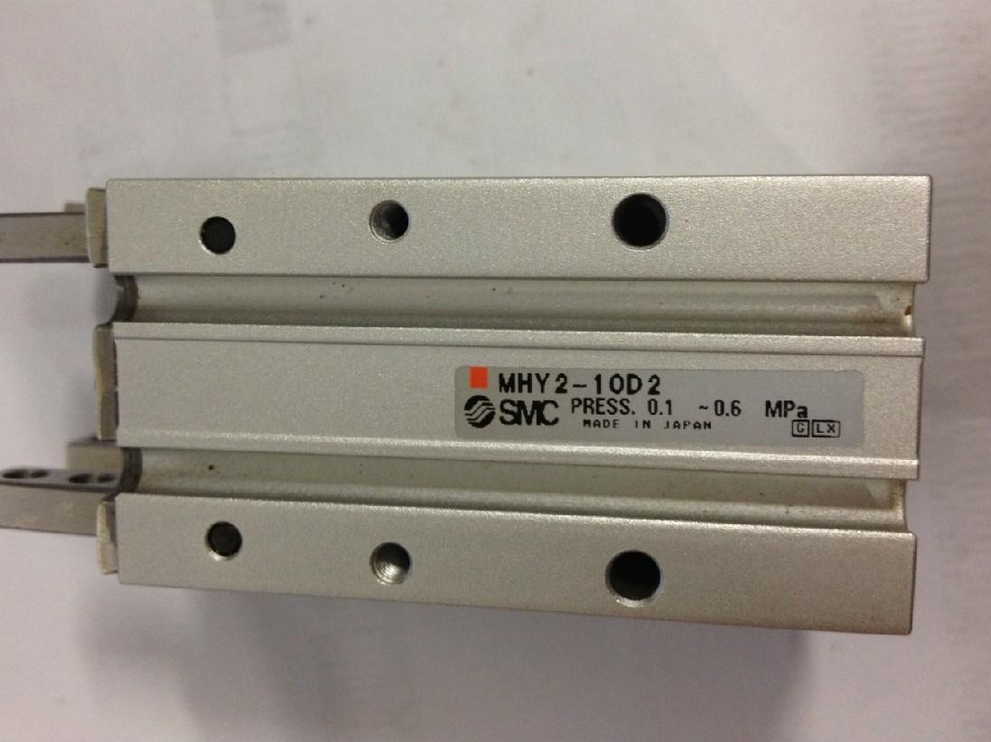 Broca especial], [MHY2-10D2 cilindro de SMC de segunda mão boa qualidade Dedo y fotos