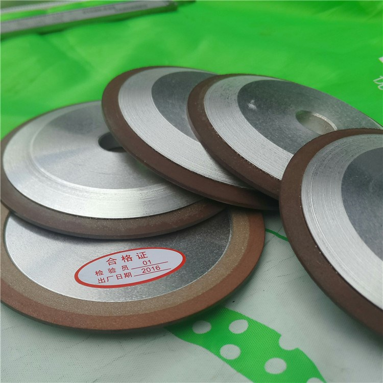 Wood grinder for grinding mill grinding woodworking saw blade diamond grinding wheel 100MM special alloy