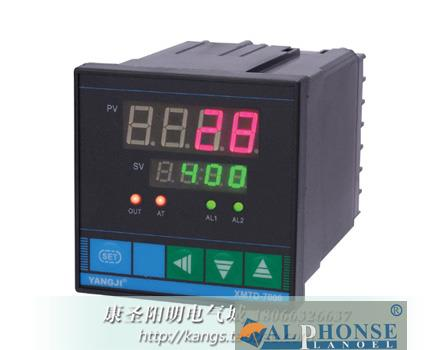 XMTD-7000701172117511 intelligentie Digitale Temperature Controller afmetingen 72x72 Yangming YANGJI