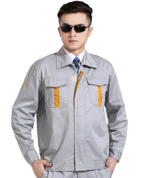 Buick 4S shop car repair service work wear long sleeved clothes suit and repair autumn and winter clothing overalls
