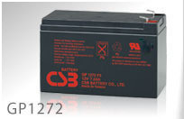 CSB storage battery, 12V7.2AHGP127212V7AH battery, UPS power supply, fire control communication battery