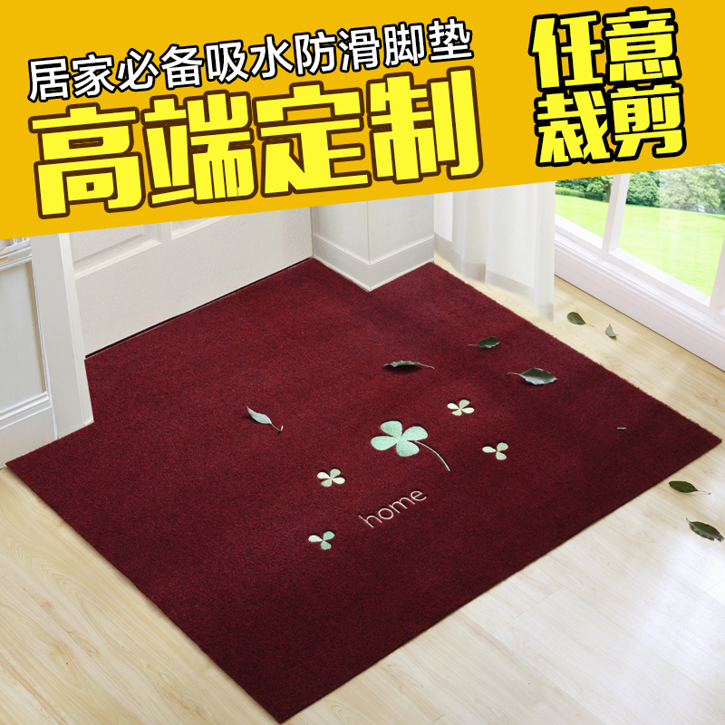 The living room style bathroom carpet mats are mat bed bed blanket modern Nordic tatami water