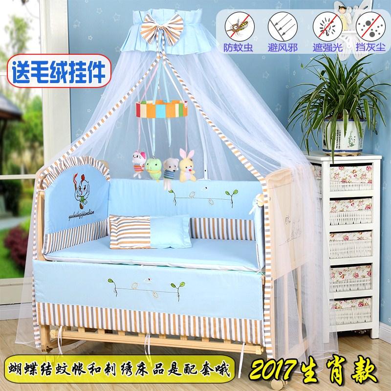 кровать детская кровать, защиты окружающей среды, без краски небольшой деревянный многофункциональный могут складываться мобильных новорожденных детей увеличена ребенок журнал