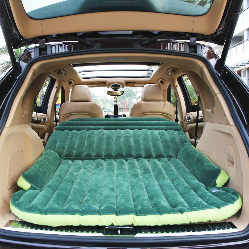 Volkswagen Tiguan L Touareg car air bed air cushion vehicle car car car trunk bed mattress SUV