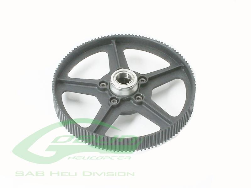 Aeromodelismo: SAB el principal cinturón unidireccional de artes plásticos GOBLIN380 / 420 (H0502-S)
