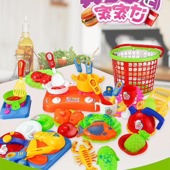 los nios juegan los juguetes de la casa cocina cocina mecnica del beb del de simulacin para