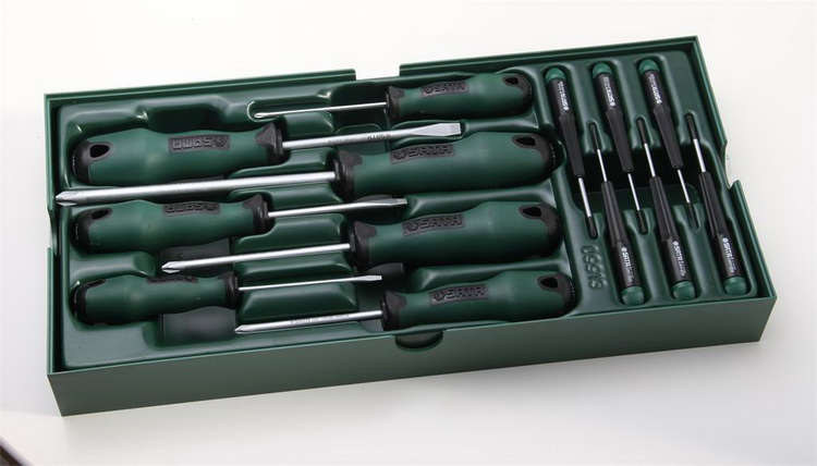 The price of TJSATA Star tool trolley set -13 screwdriver 09913