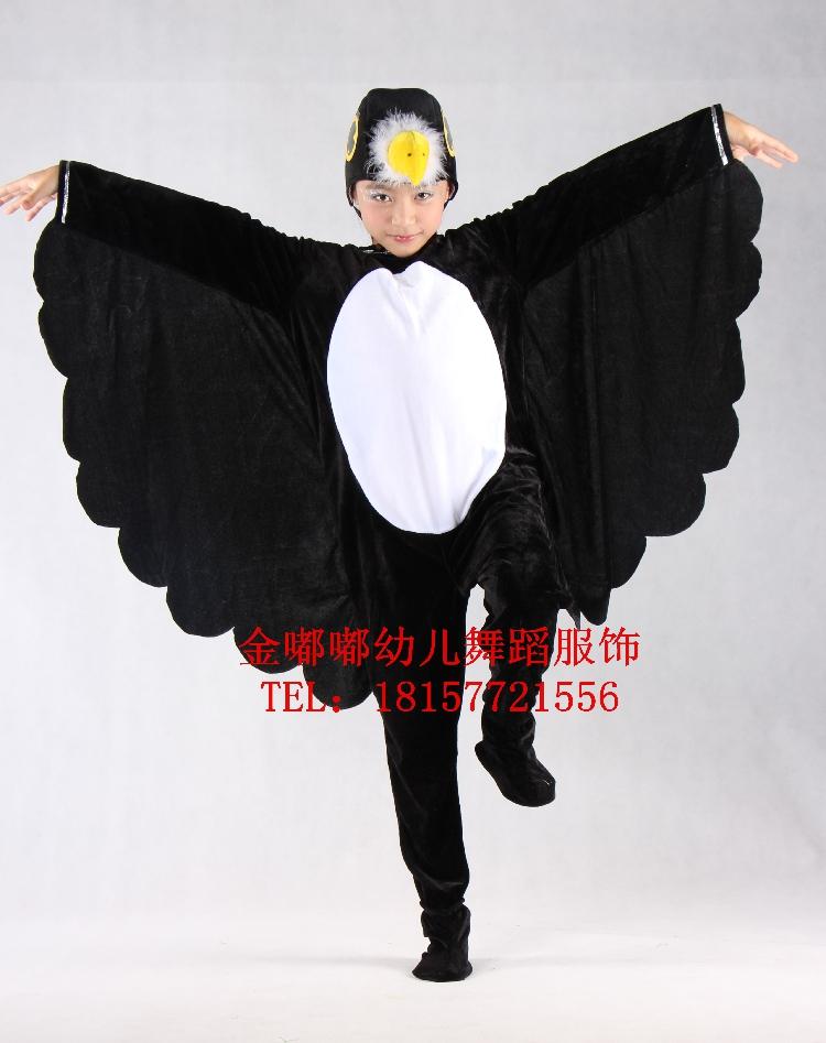 老鷹帽子(單帽子不包郵)90cm兒童動物造型表演服裝老鷹抓小雞狐貍烏鴉成人幼稚園舞臺演出服