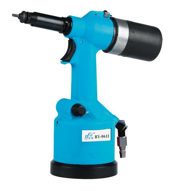 Tangguh hydraulic pneumatic automatic riveting nut gun, pull cap gun, riveter BY-0611
