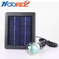 The thickness of HOOREE Swiss solar lights outdoor lighting household indoor lighting lamps lamp one for two LED