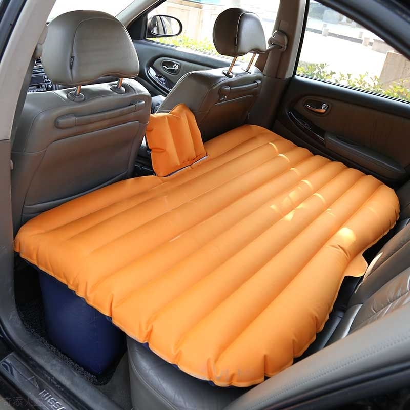 The car rear car air mattress bed? SUV Bridge car travel car bed bed