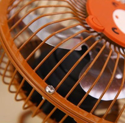 Office mini fan, mini air conditioning refrigeration, mini home USB charging dormitory, electric fan, bedside, Dormitory Student