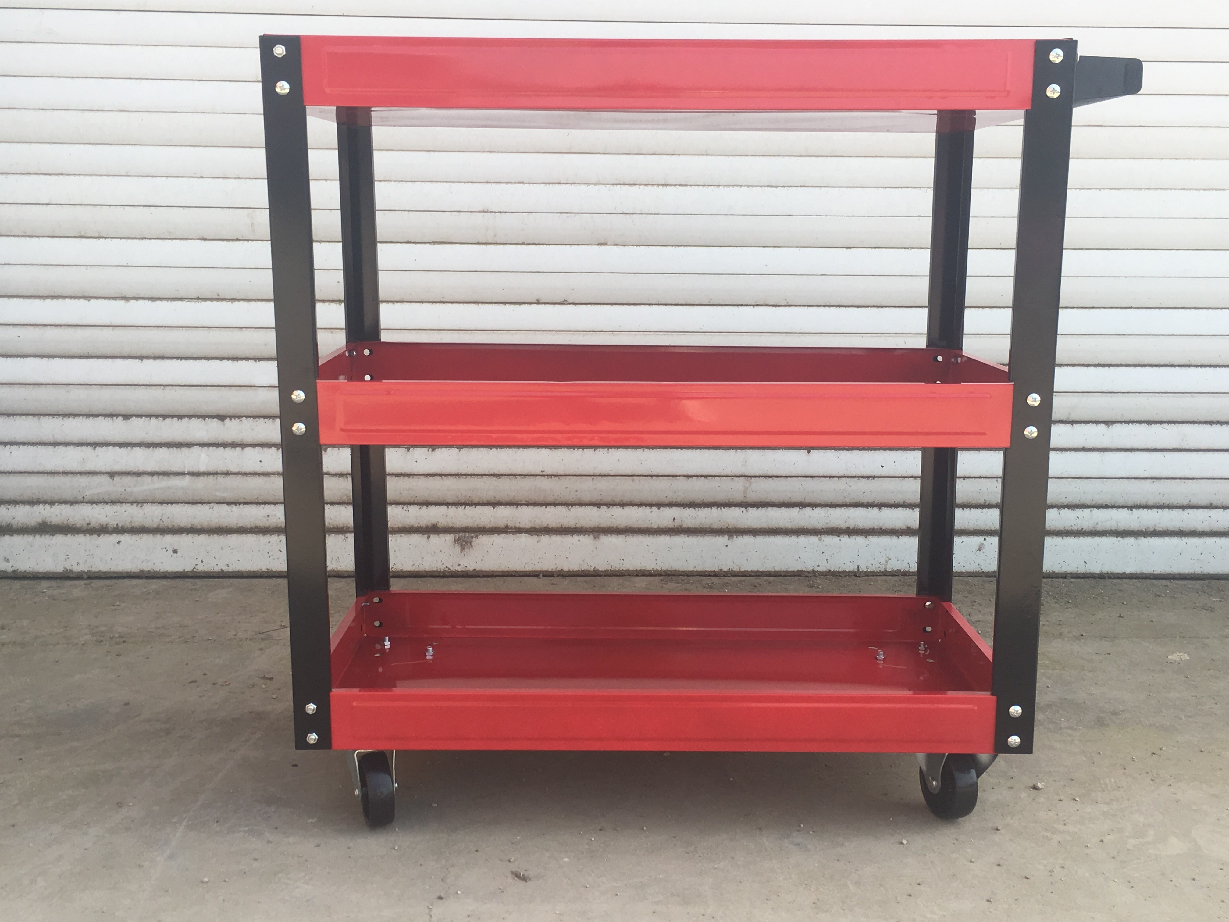 Tool car, three layer auto repair, hardware tool cabinet, shelf repair, assembly parts, car, multifunctional workshop, trolley