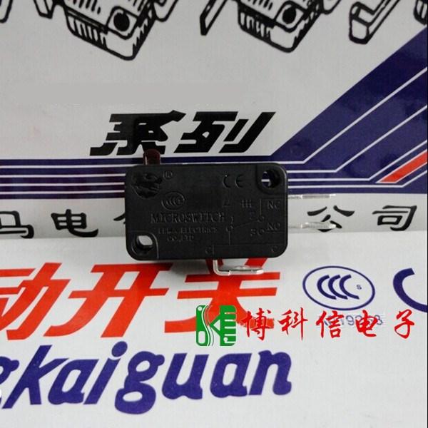 โปรโมชั่นพิเศษ KW7-0 จังหวะตำแหน่งจำกัด Zhejiang ทองแดงไมโครสวิตช์ติดต่อเพลงม้า