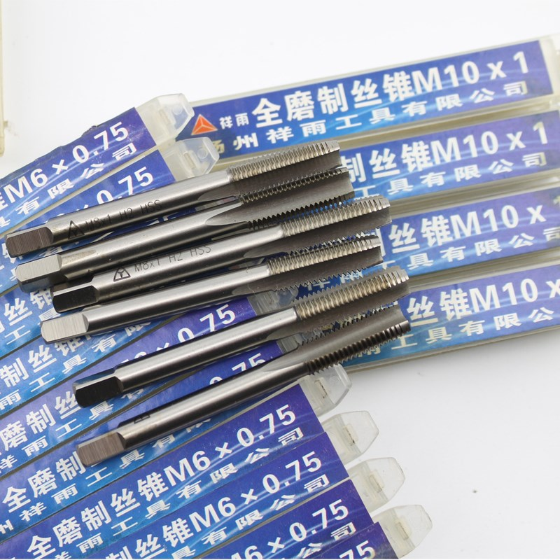 2017 machine tap wire tapping new M3M4/5/6*0.5M7*0.75M8/M9*1M10*1.2 wire