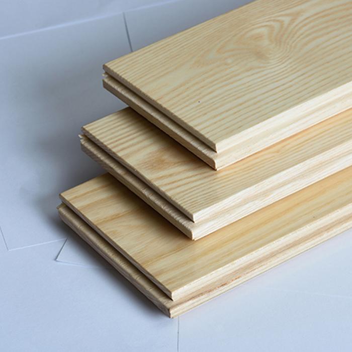 Shanghai est en cendres importés de plancher en bois usine directe de la lumière naturelle de la protection de l'environnement a résistant à l'usure