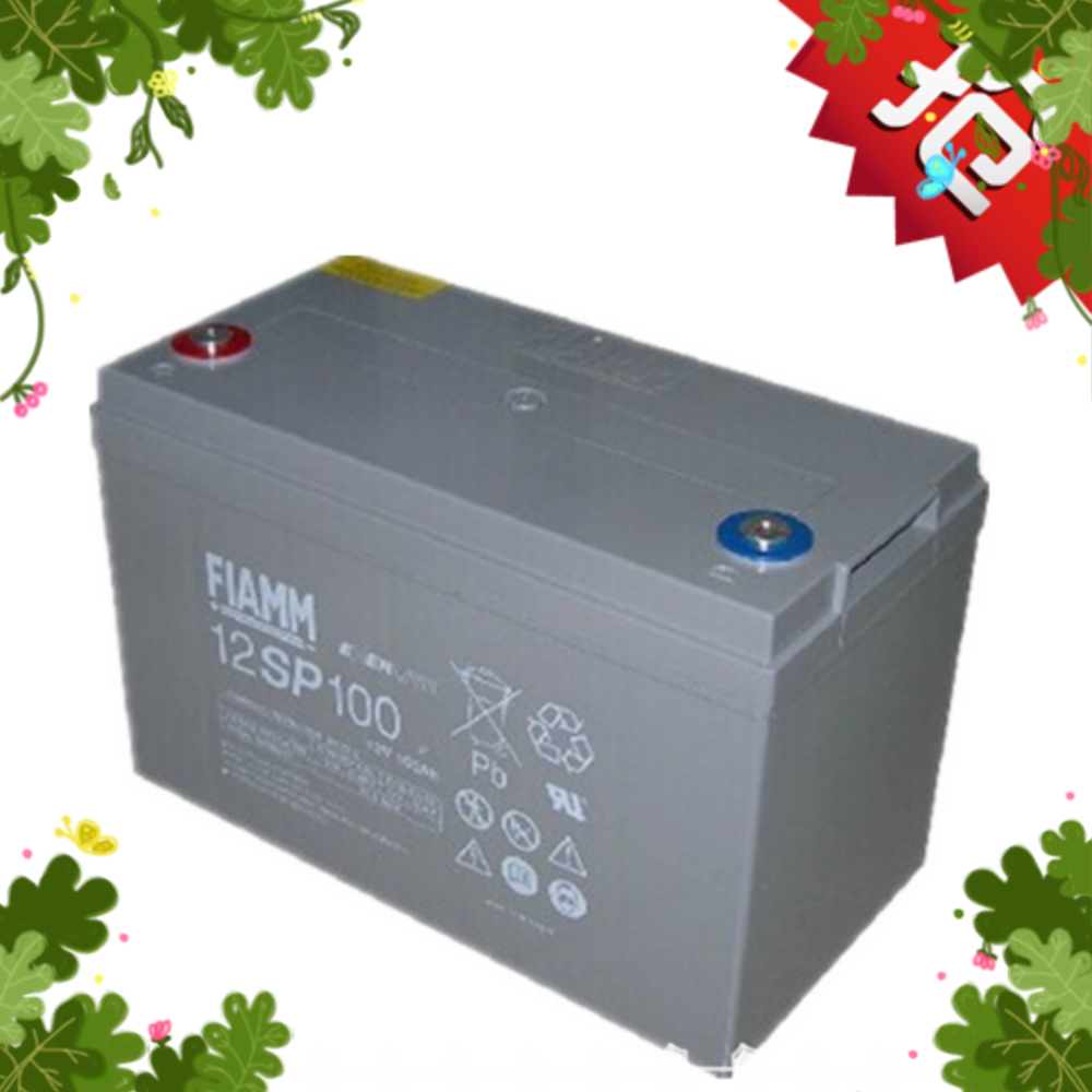 Special battery 12SP235 lead acid free maintenance battery UPS special warranty for three years, Italy original