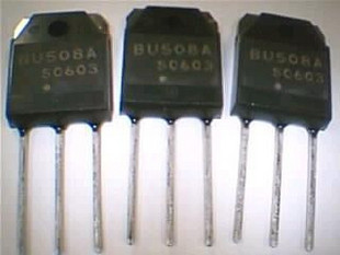 BU508A hochwertige zerlegen Power - Röhre Testen.