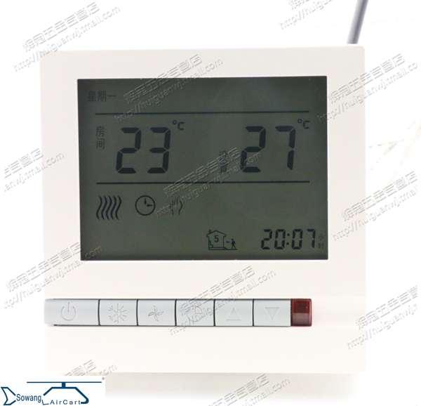 Calefacción eléctrica termostato termostato de equipos de calefacción eléctrica de calefacción geotérmica energía infrarroja para calentar agua de la membrana