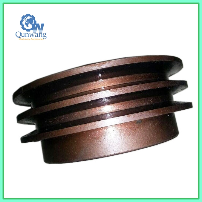 2015 new tamping machine clutch, construction machinery and equipment clutch parts, A belt pulley weight is perfect