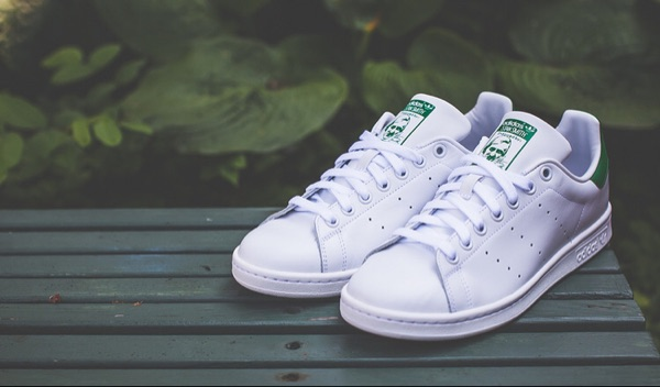 Adidasstansmith clover Stan Smith green tail
