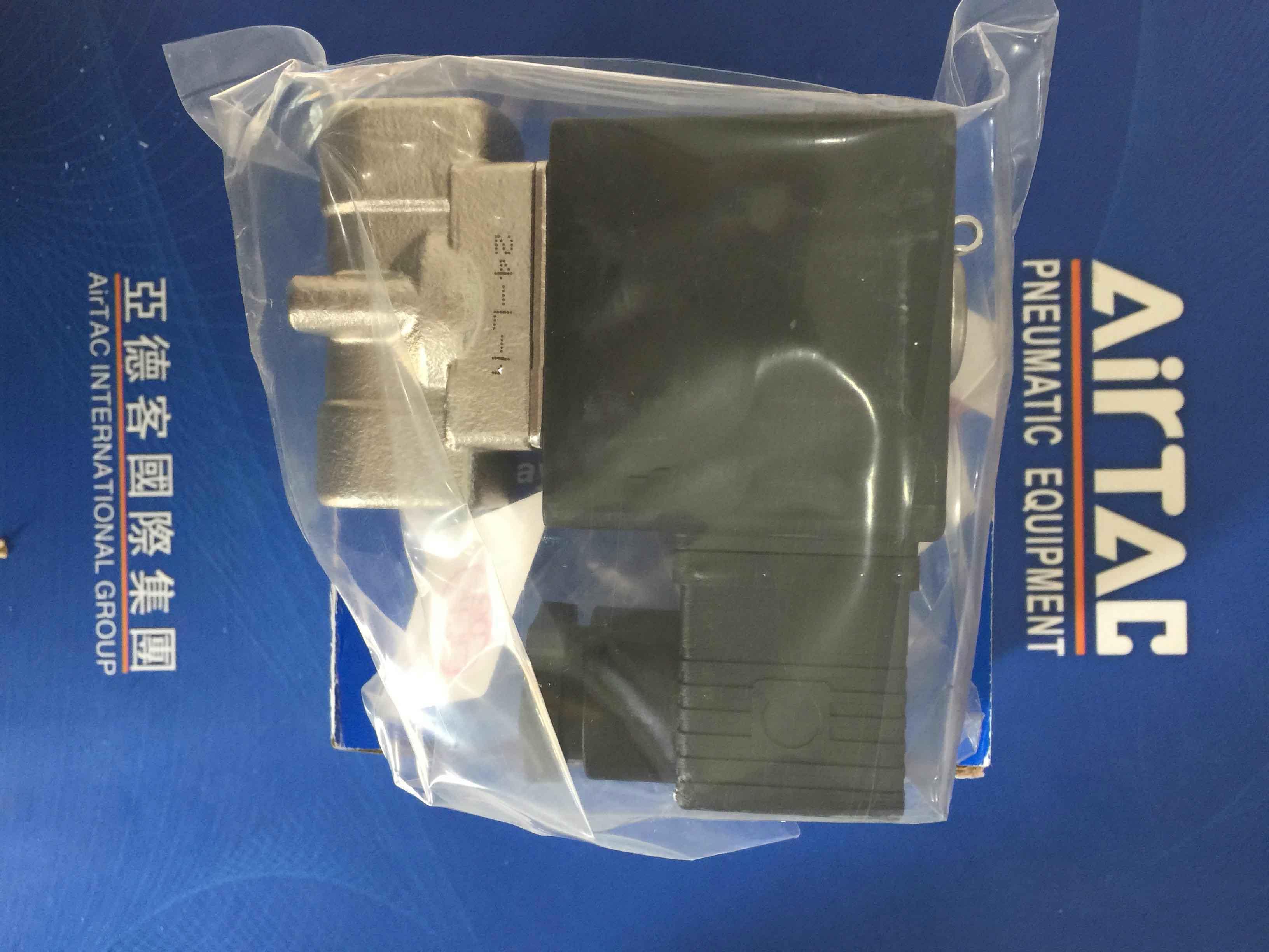 Aço inoxidável vapor AIRTAC original AIRTAC válvula solenóide de Abertura 2KL050-102KL050-15