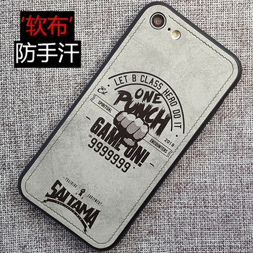 coque iphone 8 one punch man
