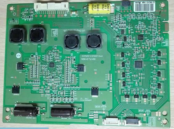 LCD - fernseher MIT 55 - Zoll - changhong UD55B8000I stromversorgung konstantstrom - hochdruck - hintergrundbeleuchtung macht die Platte f