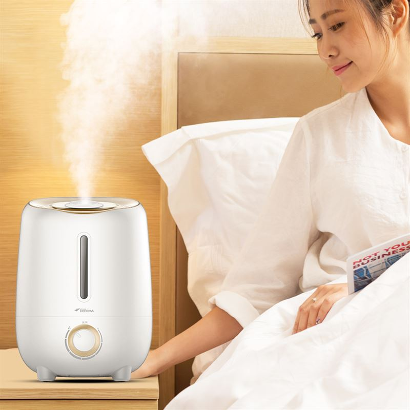 Air humidifier, home silent bedroom, large capacity office purification Mini Mini Perfume machine