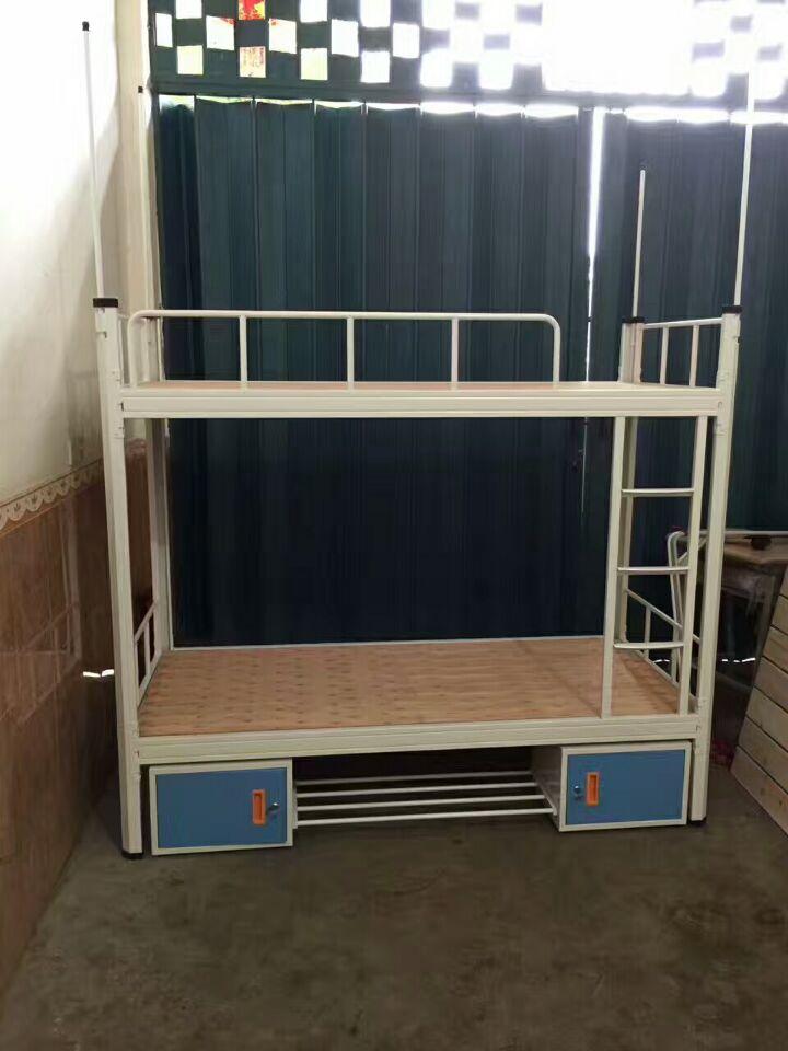 Xiamen Quanzhou Zhangzhou iron bed bunk bed two bed bunk bed Fuzhou Sanming adopted children do