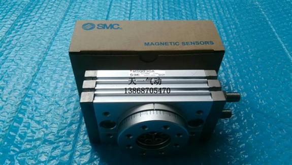 SMCR rotační válec MSQB10A20A30A50A70A100A200A90180 stupňů.