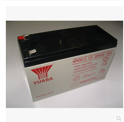 Battery UPS battery NPW36-12/NP7-12/NP7.2-12 can substitute the same size