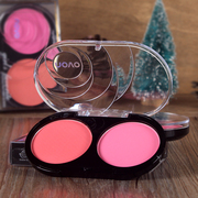 Beautiful makeup novo supernatural rose plants blush Blush Pink Orange authentic Korean shipping