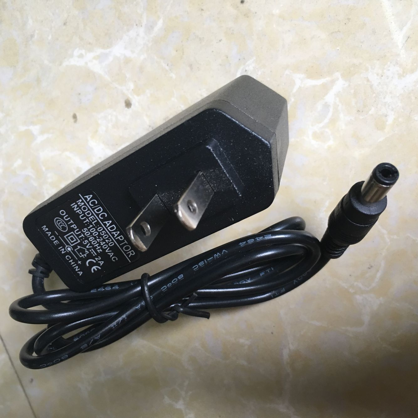 Rw-821s monitoring power adapter for head shaking wireless probe 5v2000ma transformer 5v2a