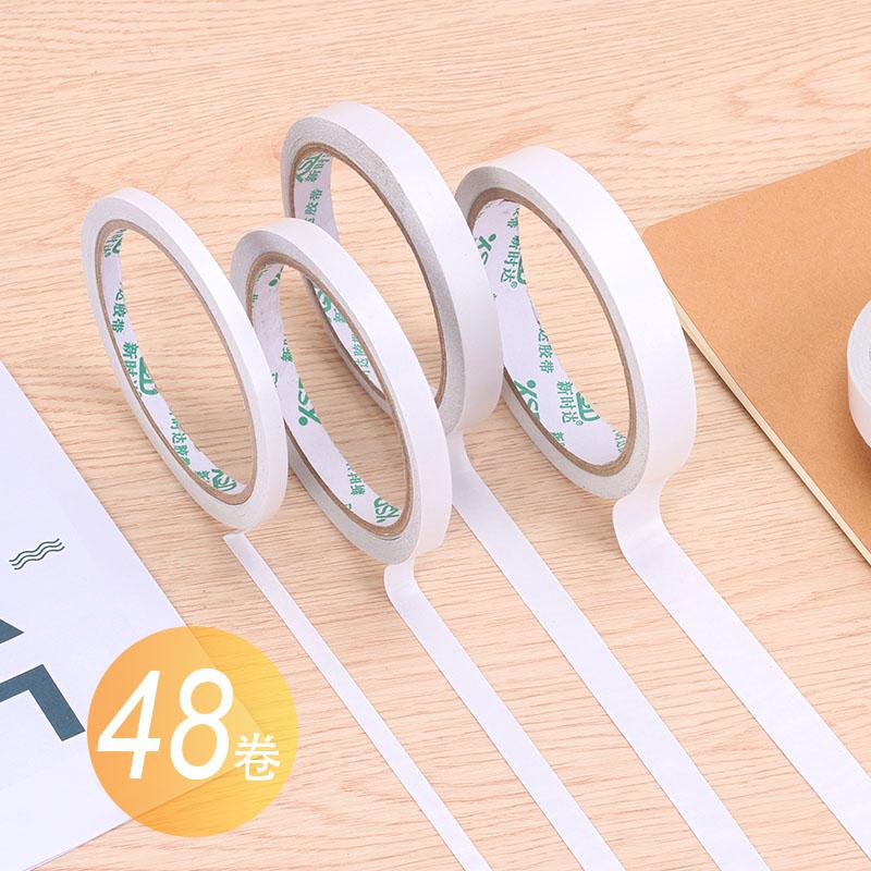 - hoge viscositeit met papieren muur tot vaststelling van transparante geen litteken hechtpleister aan beide zijden een dubbelzijdig plakband kracht