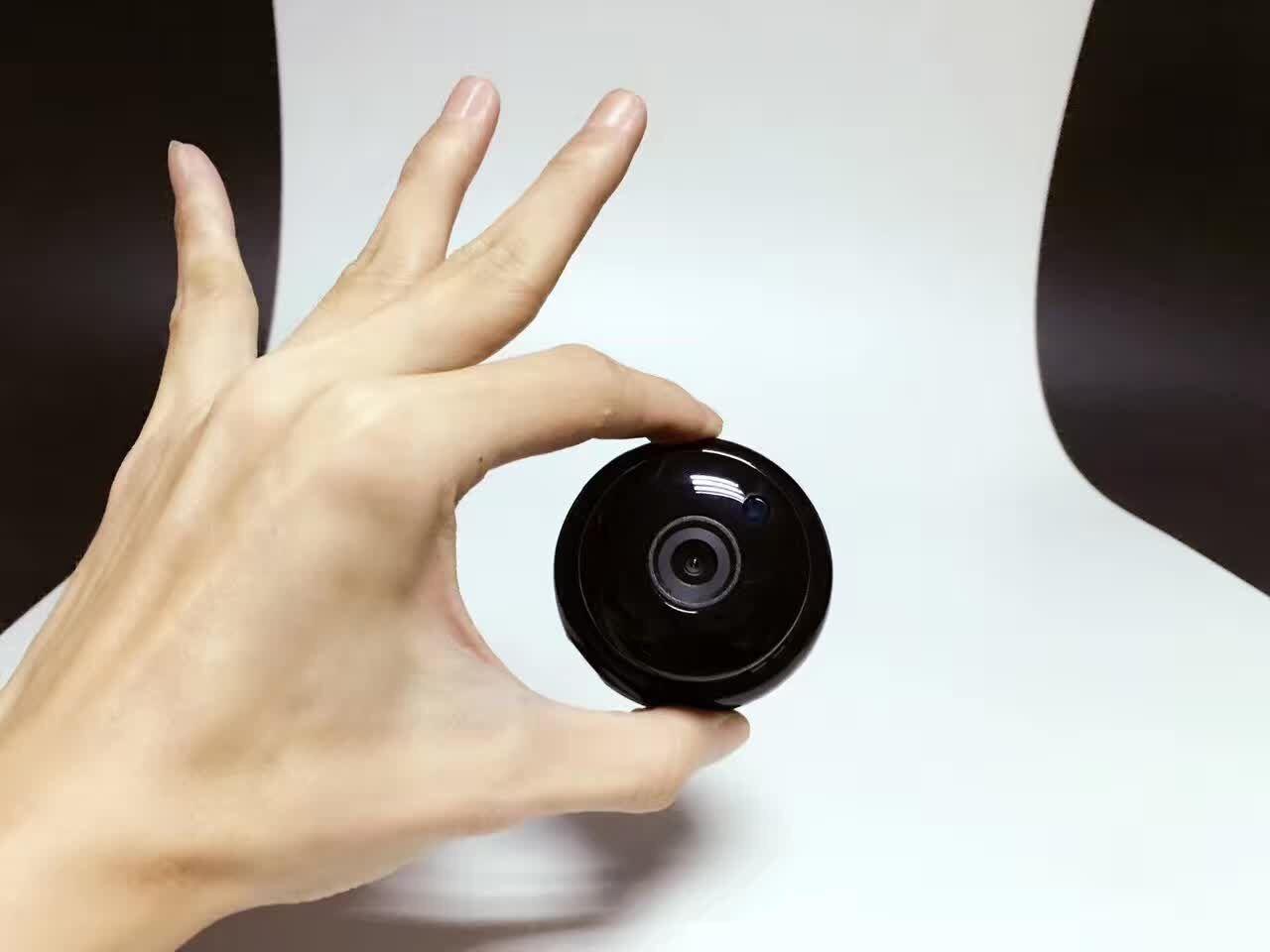 واي فاي اللاسلكية مصغرة مصغرة مصغرة كاميرا صغيرة عالية الوضوح سوبر رصد رصد تحقيقات مكافحة الشبح