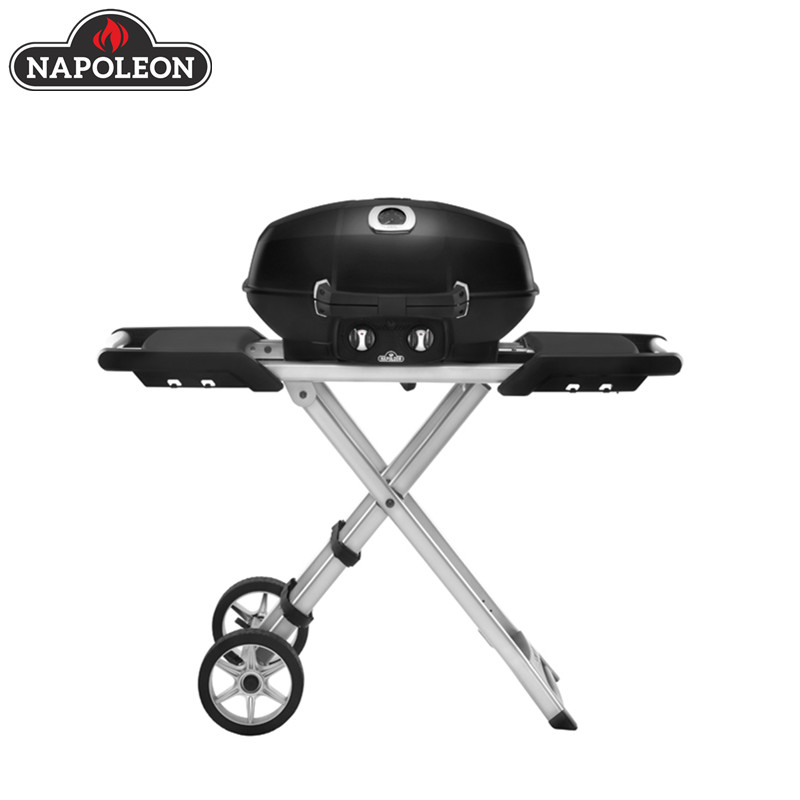 Portable grill Napoleon new frame folding