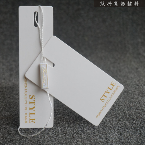 Tag custom clothing tag, customized high-end tag design, collar label design, free design package mail