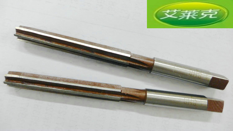 Hand reamer with high speed steel hinge Daoshou reamer with straight shank reamer 19202122232425