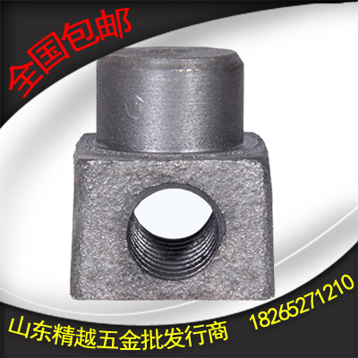 Vise screw clamp parts screw nut clamp bolt for 100125160200 machine