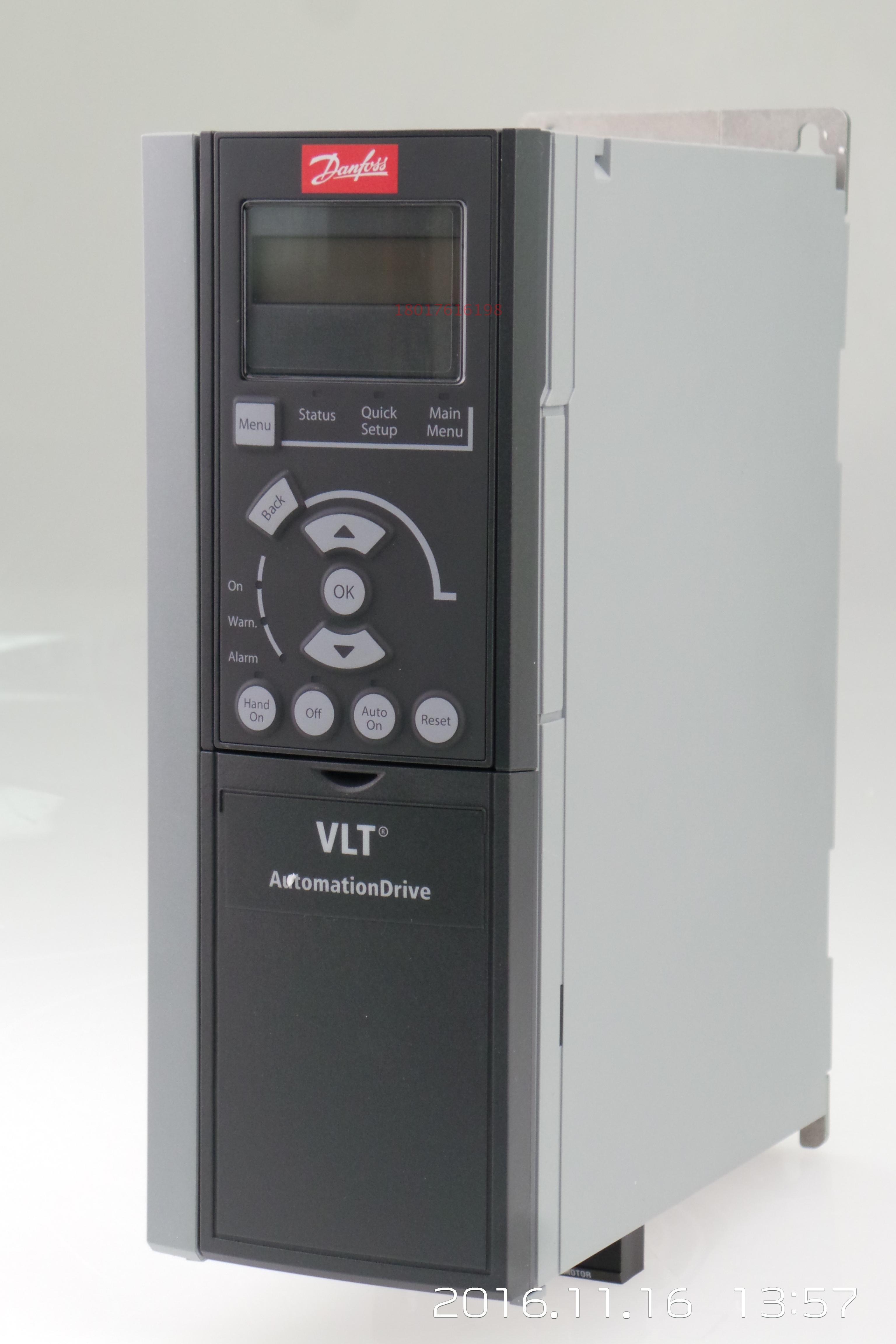 規格品のダンフォスインバータFC302P4K0T5E20H2BGC帯ブレーキ3項380V4KWスポット