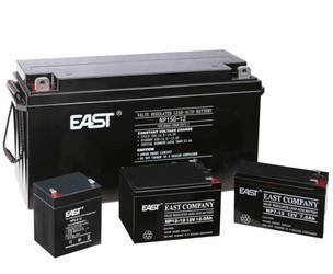 EAST/ EAST battery NP24-12UPS special 12V battery 12V24AH new genuine mail
