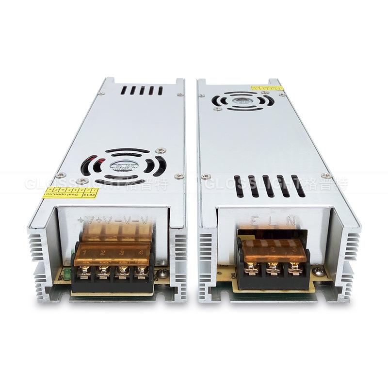 5V350W công tắc điện 5V70A biển hiệu quảng cáo phát sáng từ đèn LED đem điện, máy biến áp