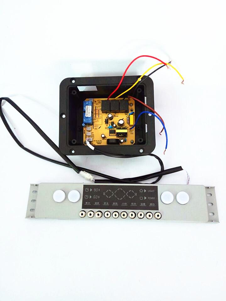 всасывающий вентилятор аксессуары сенсорный три скорости с раздвижной двери переключатель автоматического выключателя отмены платы компьютер плита