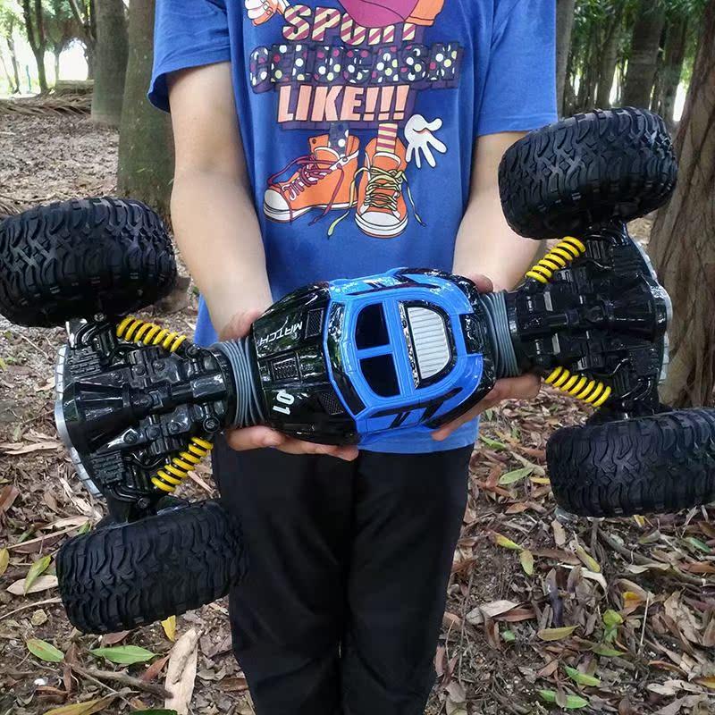 Junge high - speed - klettern die fernbedienung geländewagen - Trucks verformung ferngesteuerte autos MIT auto - stunt - Auto - kinder