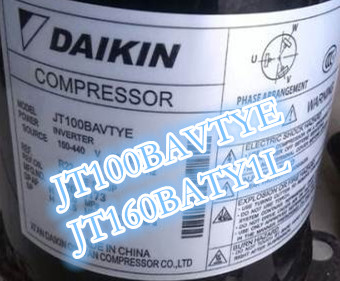 Original 5 Daikin DAIKIN variable frequency parallel air conditioning compressor JT100BAVTYEJT160BATY1L
