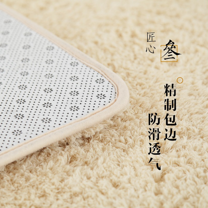 Mat bedroom table covered with modern household contracted children living room tatami bed blankets custom