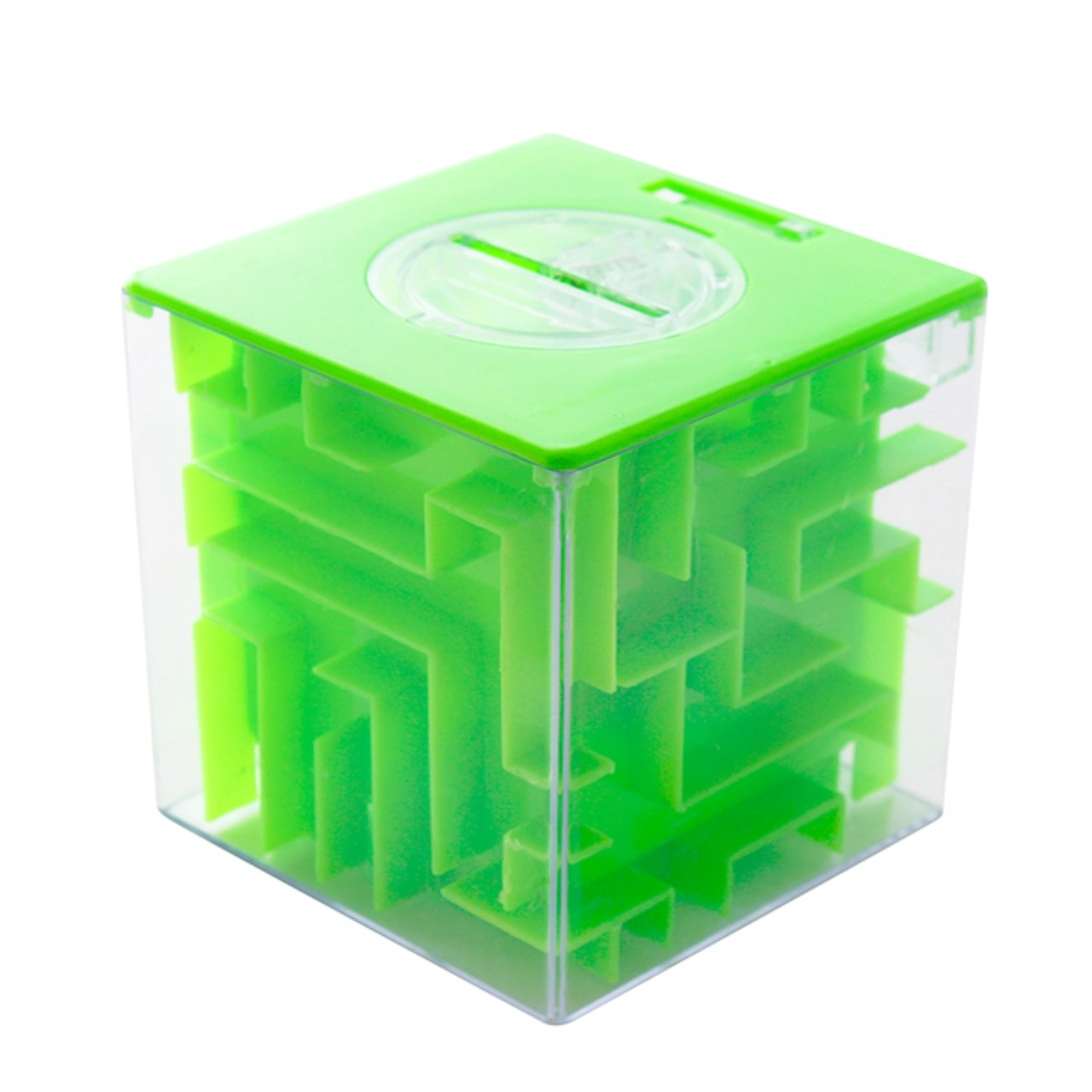 Gong Yizhi toy Intelligence balance ball 61 gift maze deposit cans 3D stereoscopic magic labyrinth fan