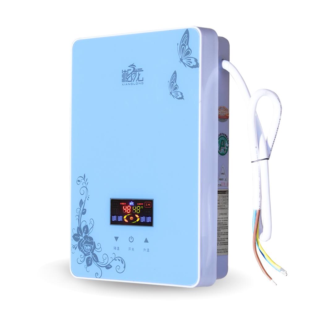 xianglong KLSD-45- podgrzewacza wody, jak ciepła kąpiel pod prysznicem oszczędności wody szybko częstotliwości niskie ciśnienie wody w stałej temperaturze.