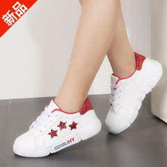 女童鞋儿童鞋男童运动鞋2019秋季学生板鞋中大童软底休闲小白板鞋